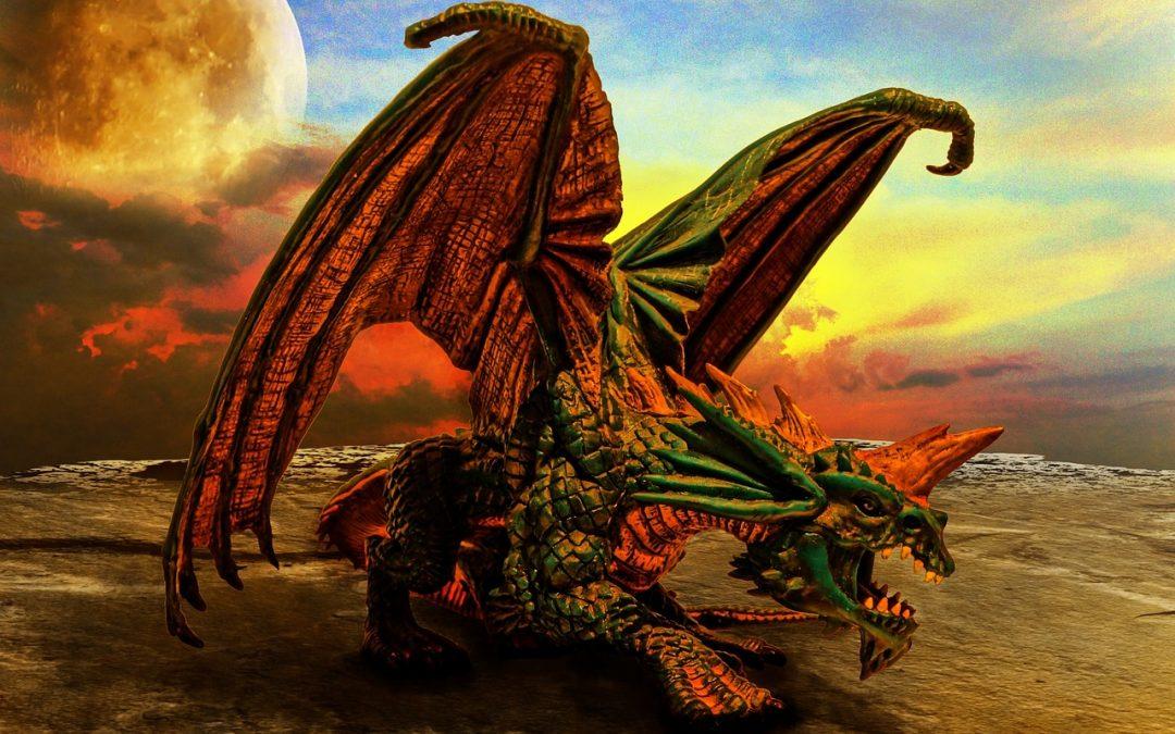 Kouzelný drak