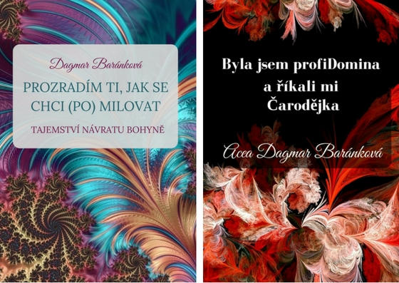 Dagmar zahviezdila svojou prvou knihou v prostredí 'Informací odjinud'