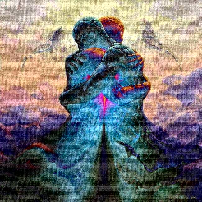 Přání lásky v zájmu nejvyššího dobra